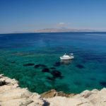 Hotel in Iraklia Island