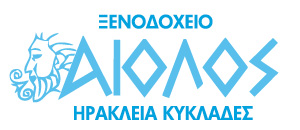 Hotel in Iraklia Island Logo